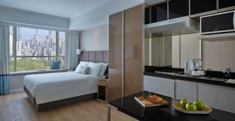 Two Macdonnell Road - Hong Kong - Bedroom