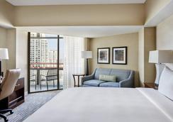 San Diego Marriott Marquis & Marina - San Diego - Bedroom