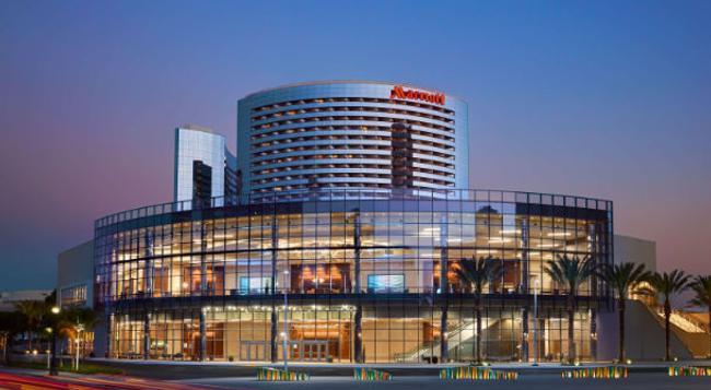 San Diego Marriott Marquis & Marina - San Diego - Building