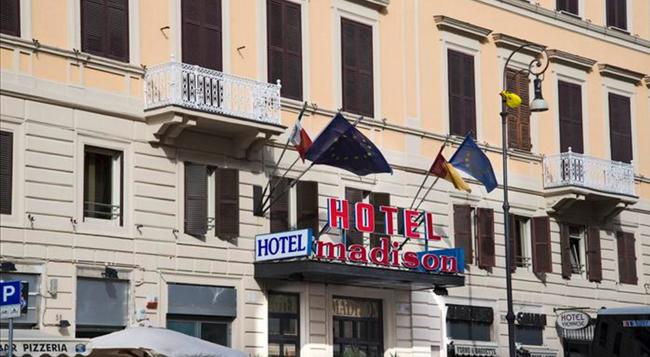 Hotel Madison - Rome - Building