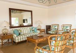 Ocean Terrace Inn - Basseterre - Lobby