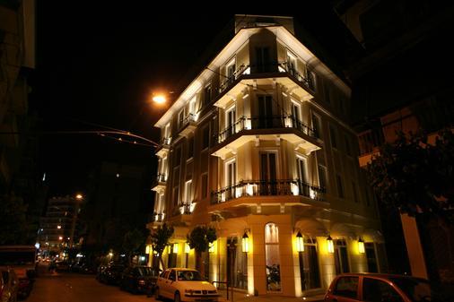 Athens Lotus Hotel - Athens - Building