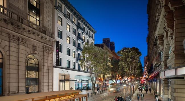Axiom Hotel - San Francisco - Building