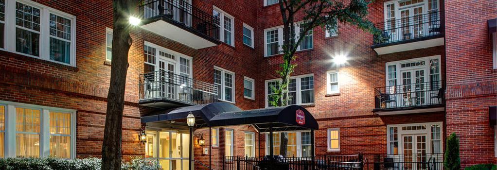 Residence Inn by Marriott Atlanta Midtown Georgia Tech - Atlanta - Building