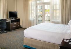 Residence Inn by Marriott Atlanta Midtown Georgia Tech - Atlanta - Bedroom