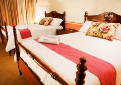 Noc-ac Hacienda Hotel & Spa - Merida - Bedroom