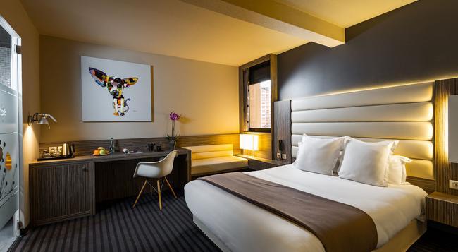 Hotel De Brienne - Toulouse - Bedroom