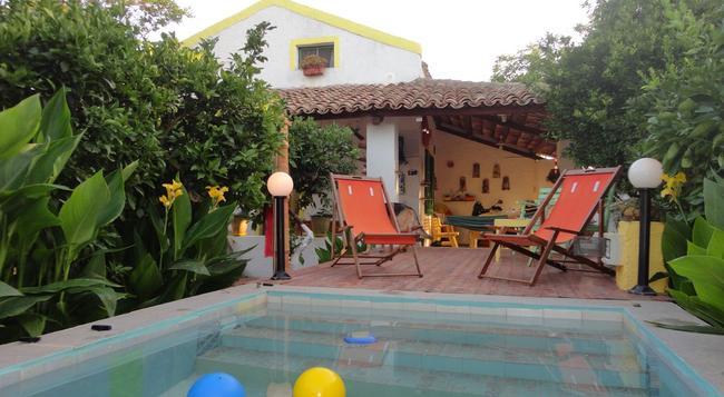 Zagara di Sicilia - Marsala - Pool