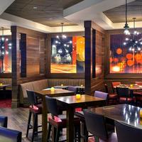 Philadelphia Airport Marriott Bar/Lounge