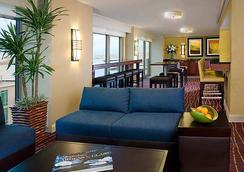 Seattle Marriott Waterfront - Seattle - Lounge