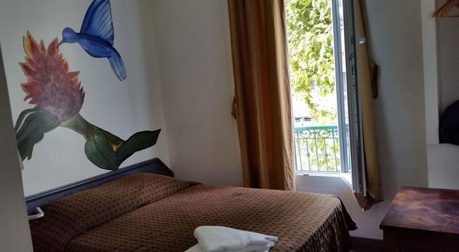 Evelia Hotels - Nice - Bedroom