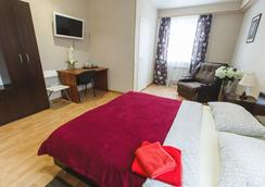Asti Rooms Hotel - Tomsk - Bedroom