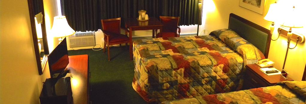 Baxter Park Inn - Millinocket - Bedroom