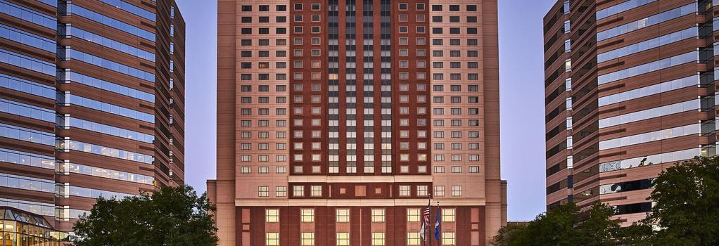 The Ritz-Carlton Tysons Corner - McLean - Building