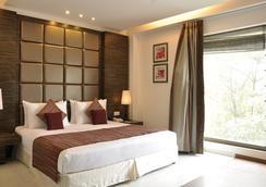 Hotel Twin Tree Naraina - New Delhi - Bedroom