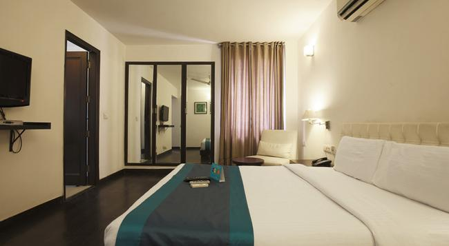 Fabhotel Trinity Art Saket - New Delhi - Building