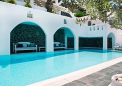 Agali Houses - Firostefani - Pool