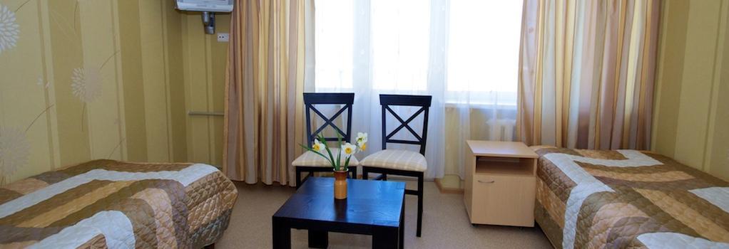 Health Center Energetikas - Palanga - Bedroom