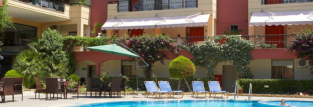 Pelli Hotel - Pefkochori - Pool
