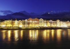 Basic Hotel Innsbruck - Innsbruck - Outdoor view