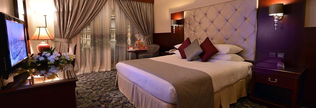 Dar Al Taqwa Hotel - Medina - Bedroom