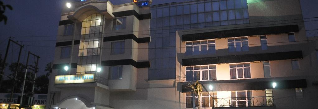 Hotel Ganga Ratan - Agra - Building