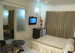 Hotel Ganga Ratan - Agra - Bedroom