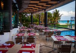 The Reef Playacar Beach Resort - Playa del Carmen - Restaurant
