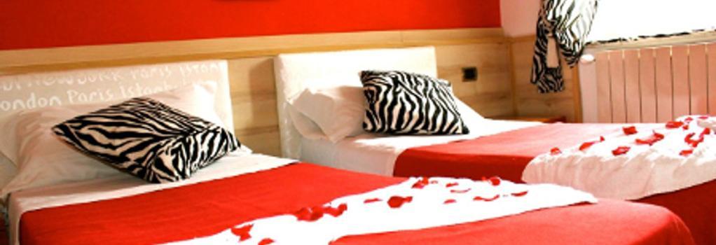 I Love Termini - Rome - Bedroom