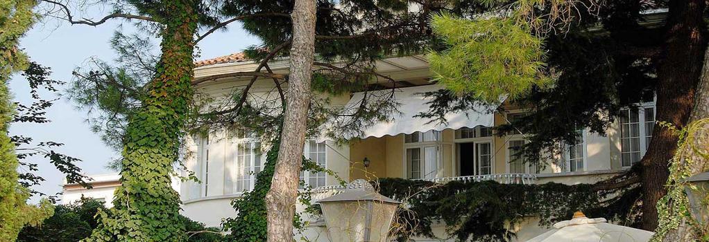 Hotel Villa Mabapa - Venice - Building