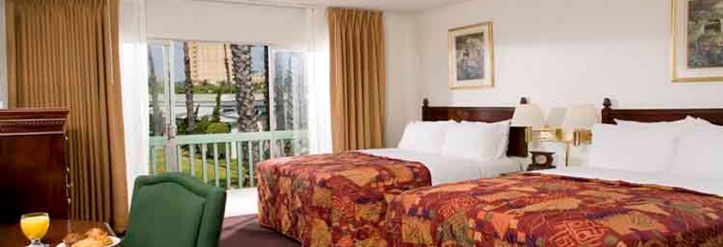 The Anaheim Hotel - Anaheim - Bedroom