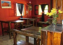 Campo Base Youth Hostel - Mendoza - Restaurant
