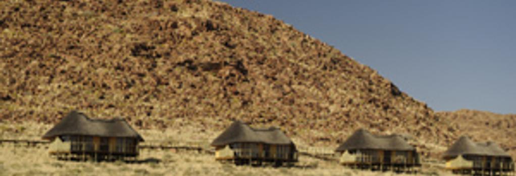 Sossus Dune Lodge - Sesriem - Building