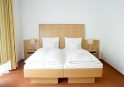 HSH Hotel Apartments Mitte - Berlin - Bedroom