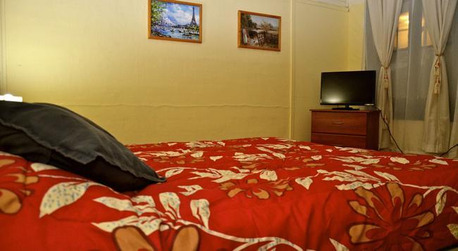 Hostal la Casona - Viña del Mar - Bedroom