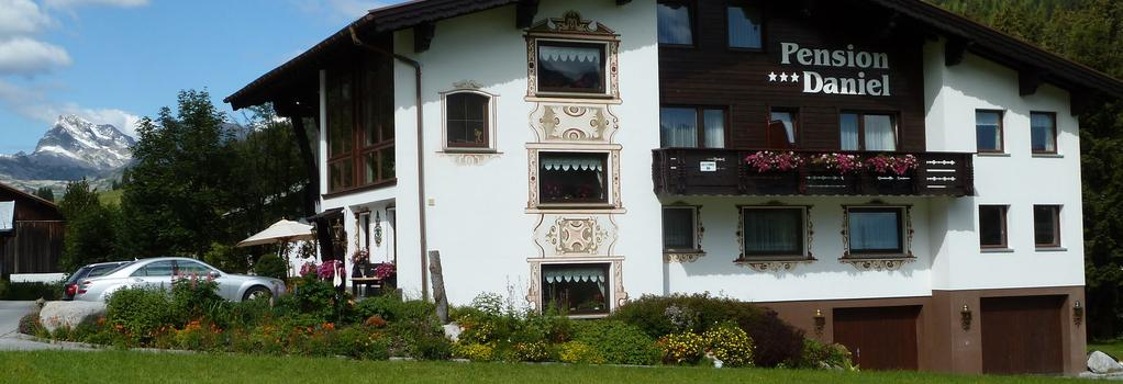 Pension Daniel - Lech am Arlberg - Building