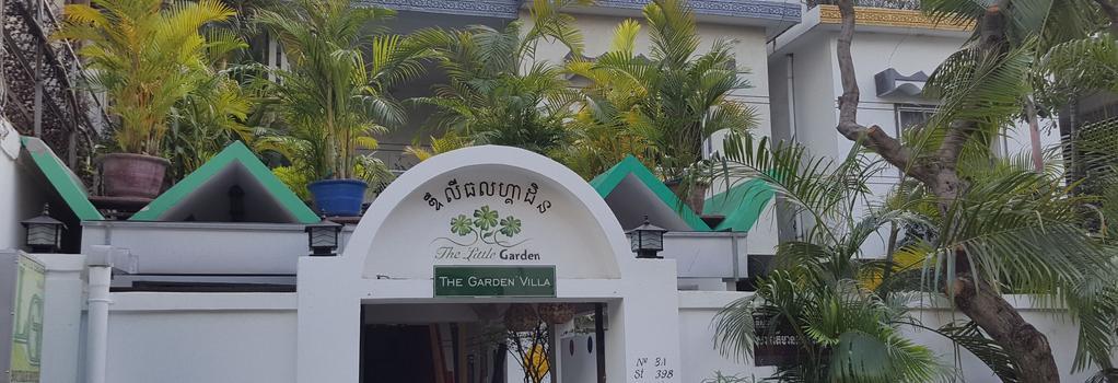 The Little Garden - Phnom Penh - Building