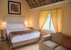 Cahal Pech Village Resort - San Ignacio - Bedroom