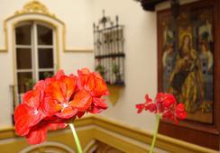 Hotel Abanico Sevilla - Sevilla - Restaurant