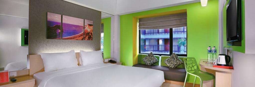 7 Days Premium Kuta Bali - Kuta - Bedroom