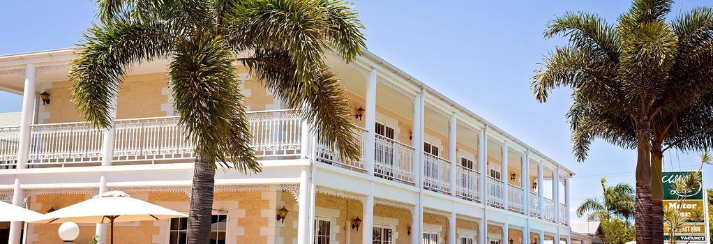 White Lace Motor Inn - Mackay - Building