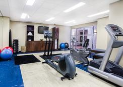 Metterra Hotel on Whyte - Edmonton - Gym