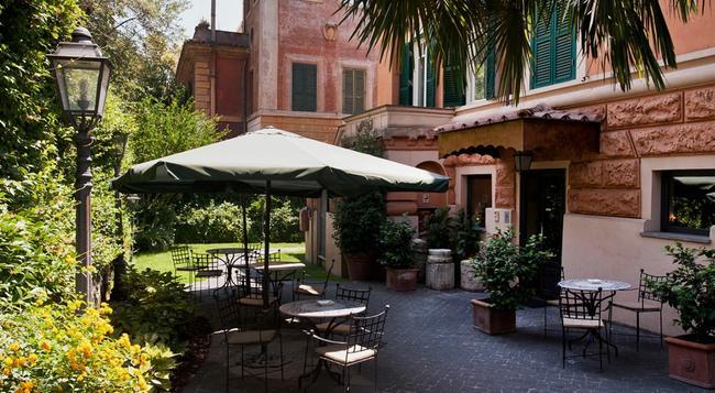Hotel Villa San Pio - Rome - Building
