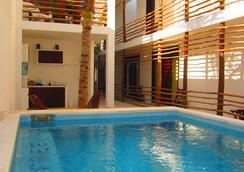 Hotel Latino - Tulum - Pool