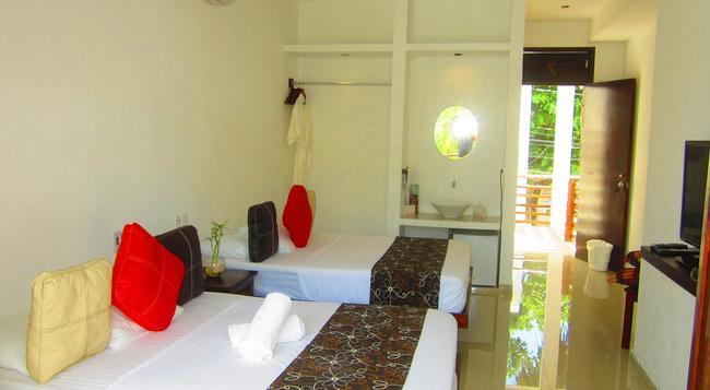 Hotel Latino - Tulum - Bedroom