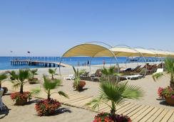 Gypsophila Holiday Village - Alanya - Beach