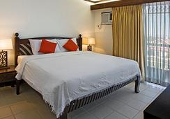 Plaza Del Norte Hotel & Convention Center - Laoag - Bedroom