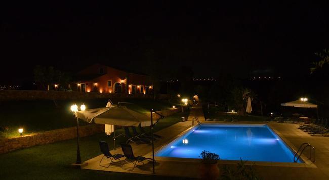 Al Palmento Cruillas - Siracusa - Pool
