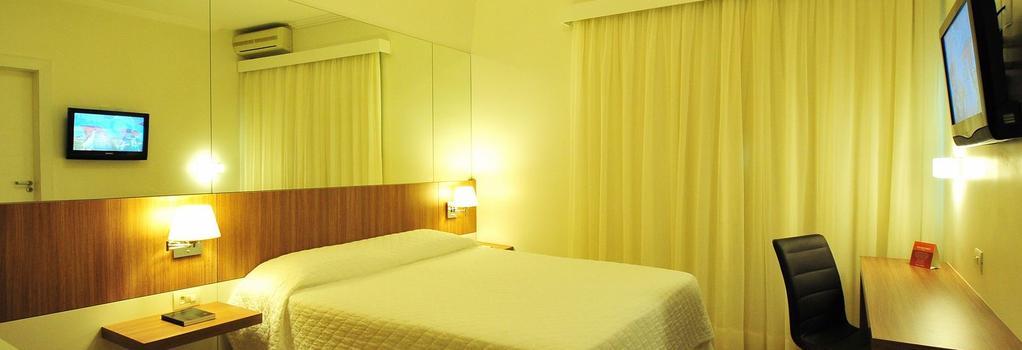 Hotel Glória - Blumenau - Bedroom