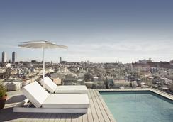 Yurbban Trafalgar Hotel - Barcelona - Pool